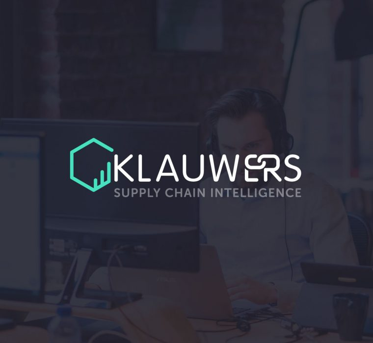Logo Klauwers Supply Chain Intelligence