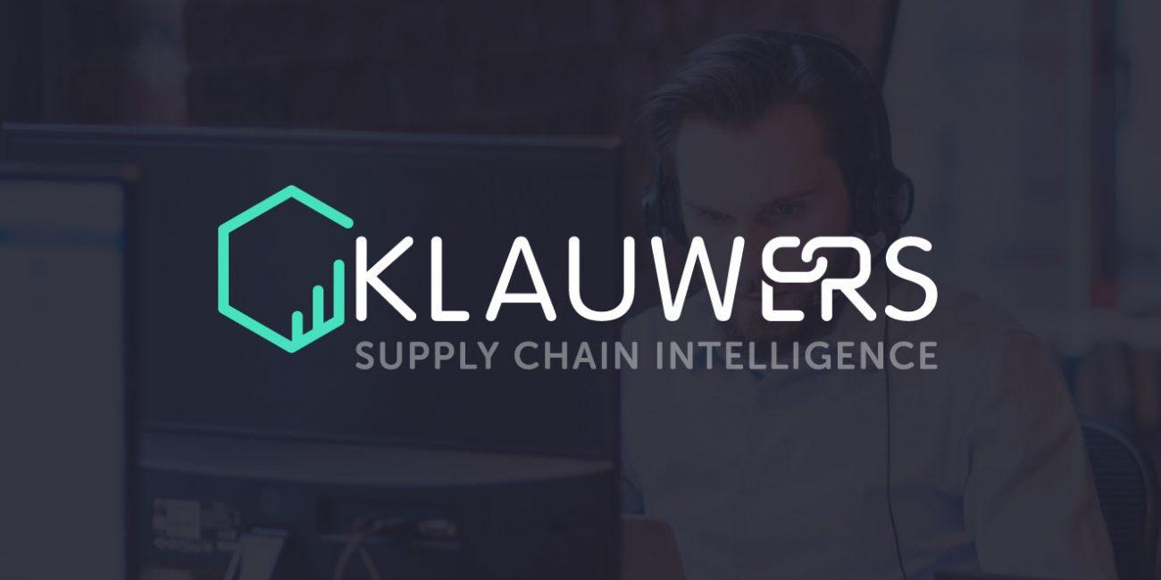 Logo Klauwers Supply Chain Intelligence